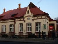Bank Spółdzielczy w Leżajsku przy ul.Mickiewicza